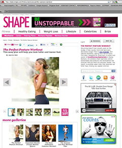 Shape - Doug Holt Online